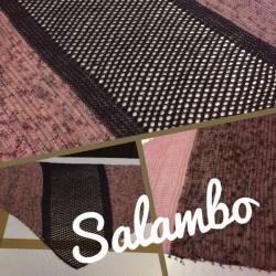 Petit châle SALAMBO (tricoté)